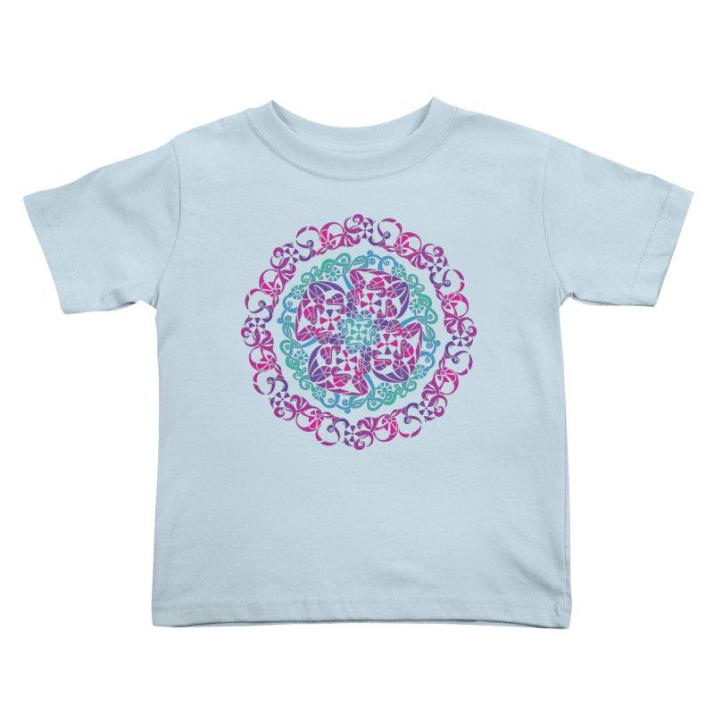 Detailed Kids Toddler T-Shirt by tomcornish's Artist Shop