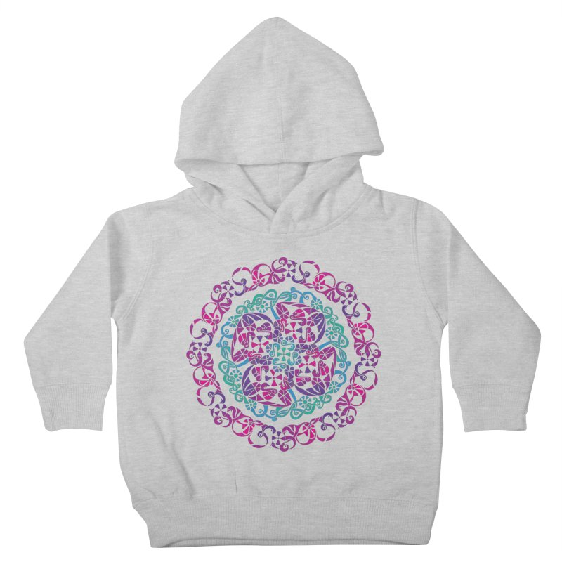 Detailed Kids Toddler Pullover Hoody by tomcornish's Artist Shop