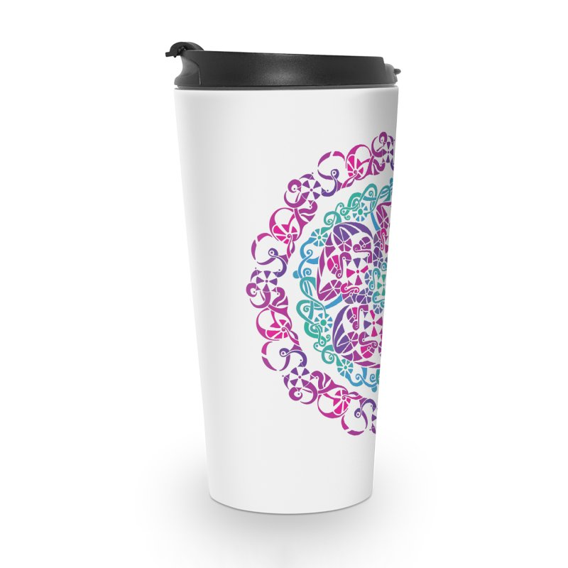 Detailed Accessories Travel Mug by tomcornish's Artist Shop