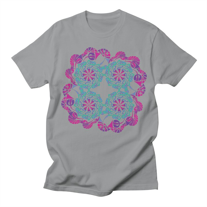 Shuffle Men's Regular T-Shirt by tomcornish's Artist Shop
