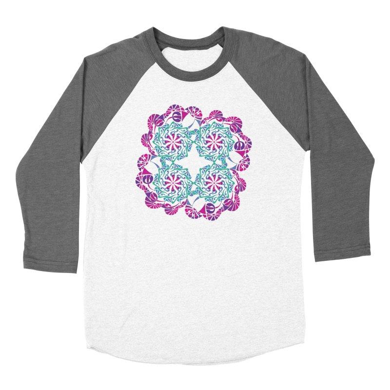 Shuffle Women's Longsleeve T-Shirt by tomcornish's Artist Shop