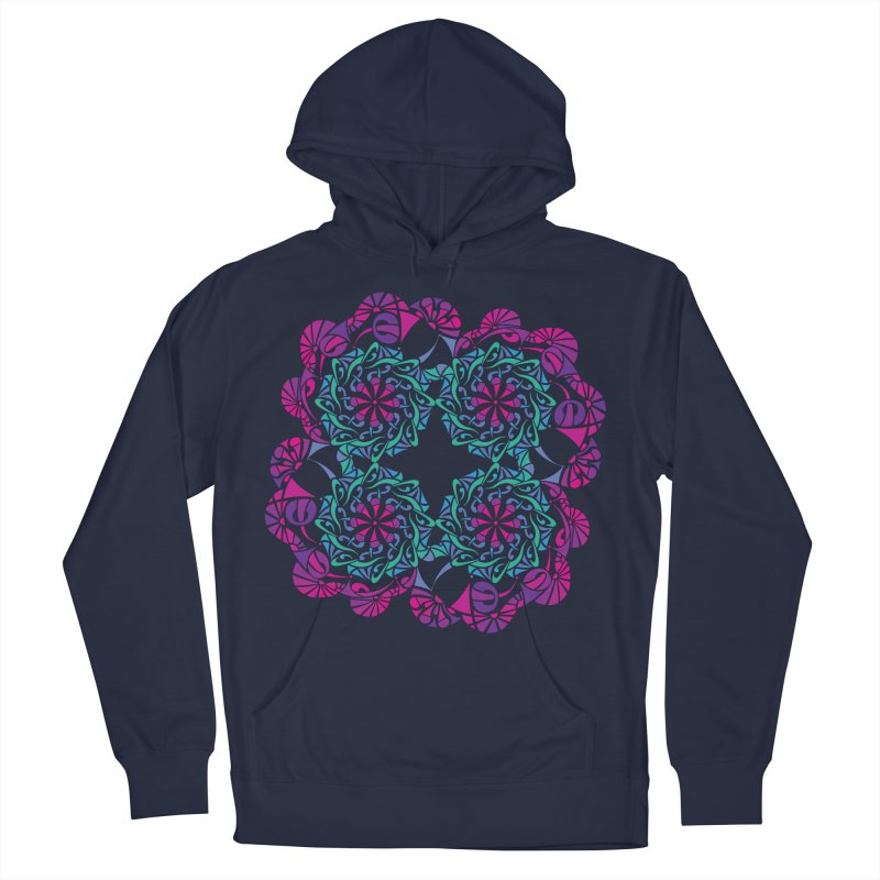 Shuffle Men's Pullover Hoody by tomcornish's Artist Shop
