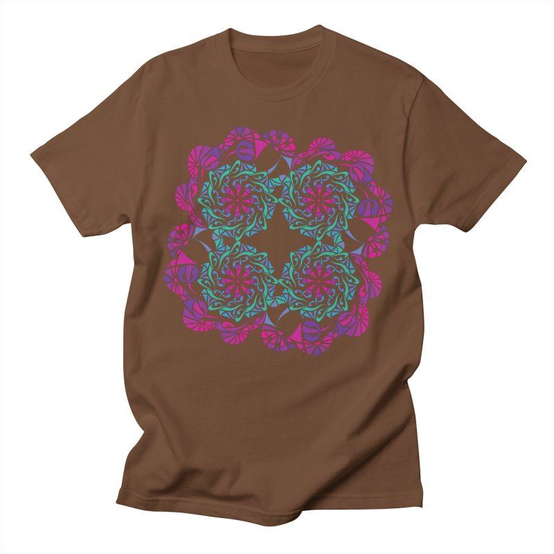 Shuffle Women's Unisex T-Shirt by tomcornish's Artist Shop