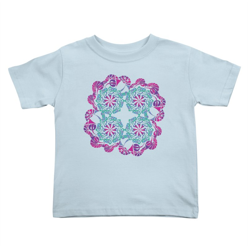 Shuffle Kids Toddler T-Shirt by tomcornish's Artist Shop