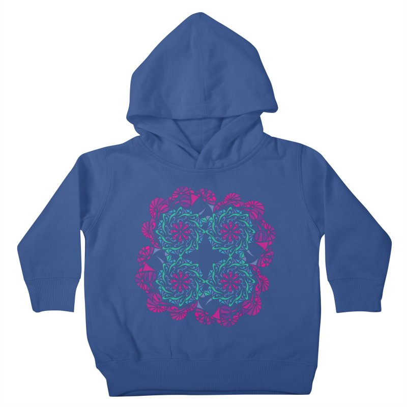 Shuffle Kids Toddler Pullover Hoody by tomcornish's Artist Shop
