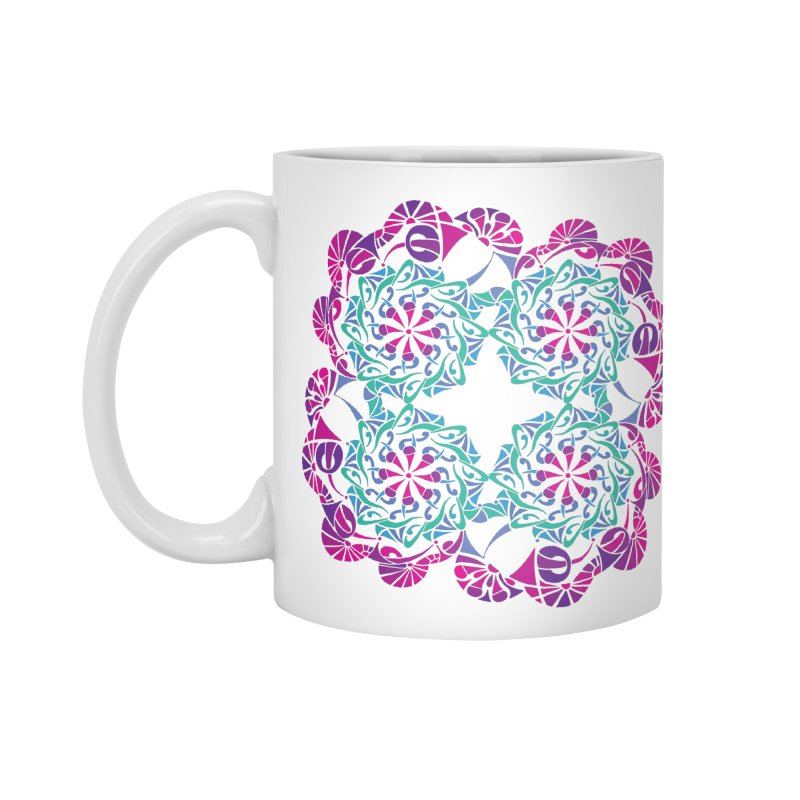 Shuffle Accessories Standard Mug by tomcornish's Artist Shop