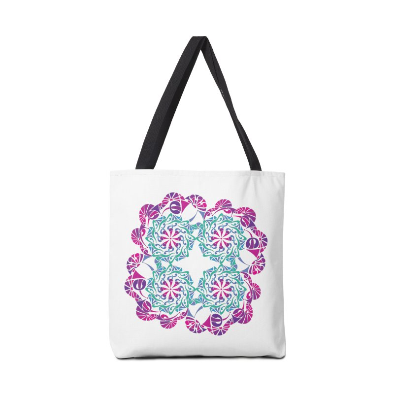 Shuffle Accessories Tote Bag Bag by tomcornish's Artist Shop