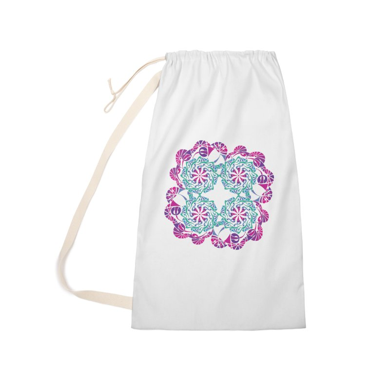 Shuffle Accessories Laundry Bag Bag by tomcornish's Artist Shop