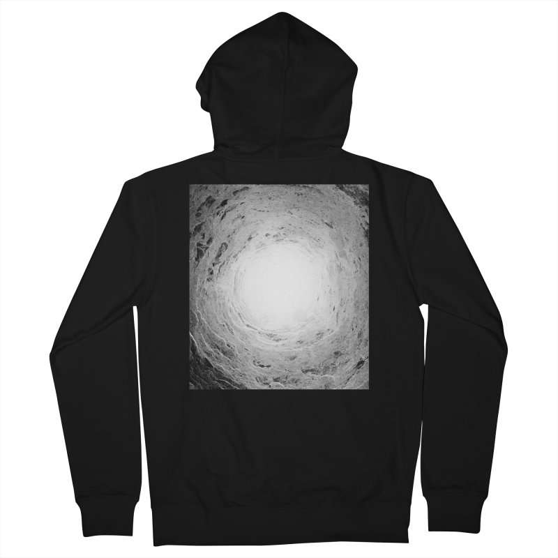 Catacombs Men's Zip-Up Hoody by Tommy Nease