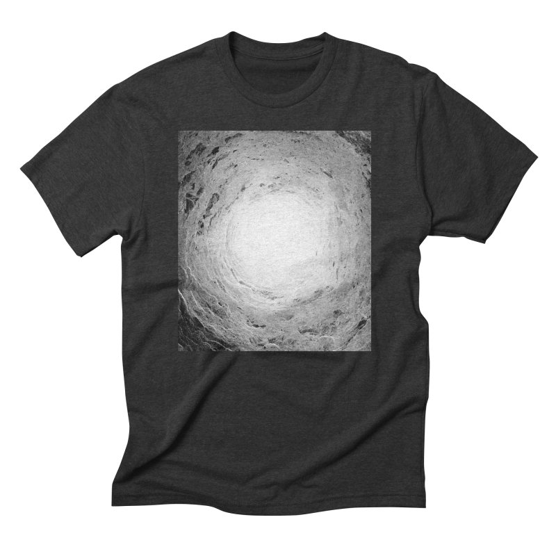 Catacombs Men's Triblend T-shirt by Tommy Nease