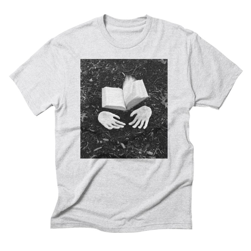 Foreboding  Men's Triblend T-shirt by Tommy Nease