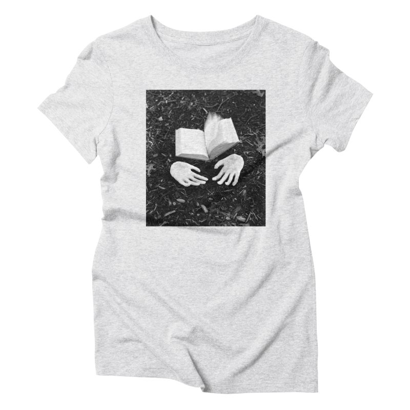 Foreboding  Women's Triblend T-shirt by Tommy Nease