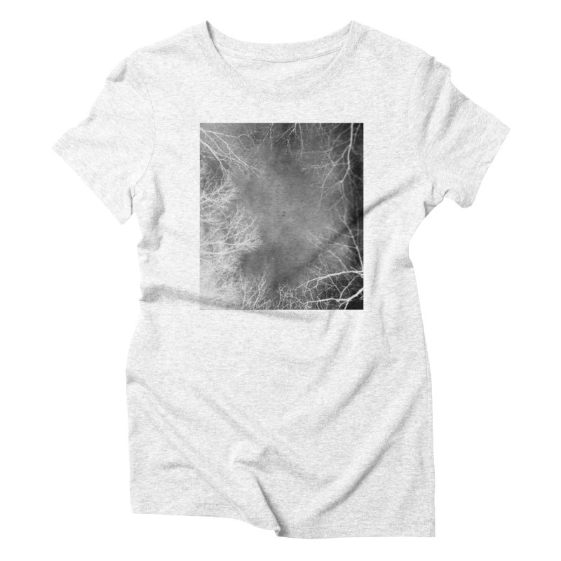 Inhale Women's Triblend T-shirt by Tommy Nease