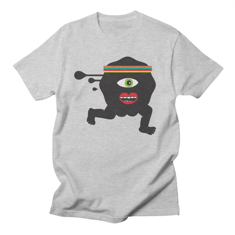 Run for your life. Men's T-Shirt by tomo77's Artist Shop