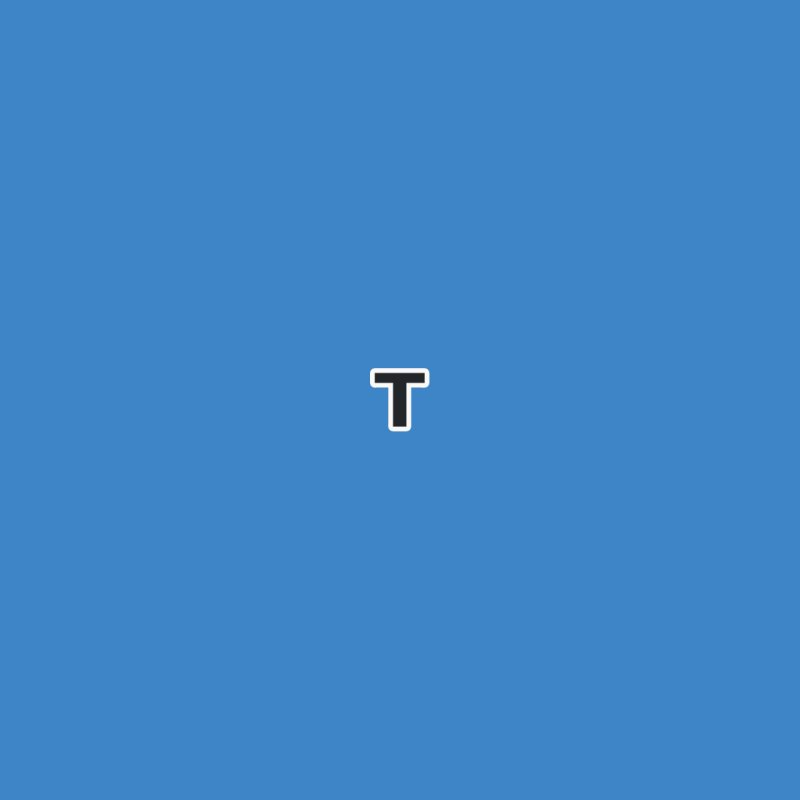 The Tee by Thomas Orrow