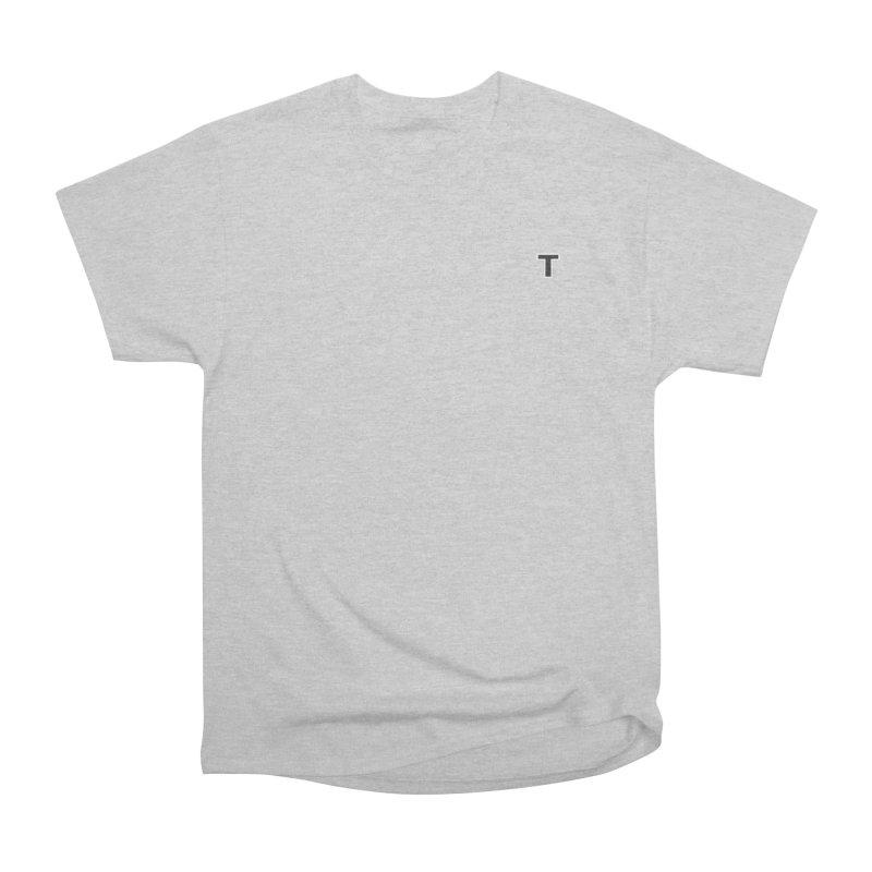 The Tee Women's Heavyweight Unisex T-Shirt by Thomas Orrow