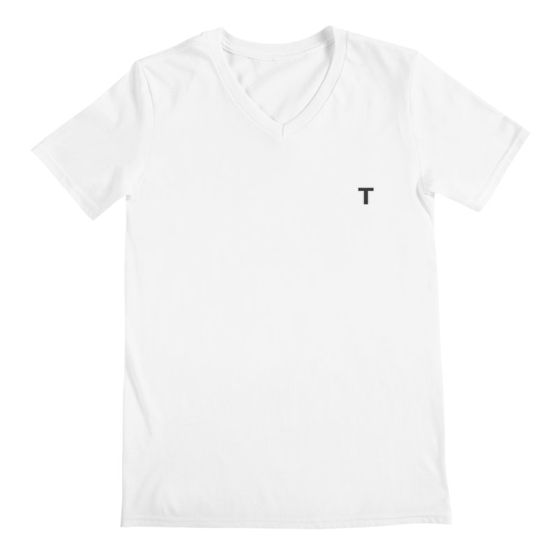 The Tee Men's Regular V-Neck by Thomas Orrow