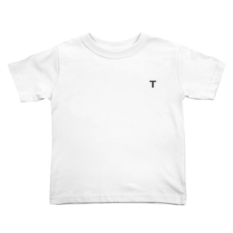 The Tee Kids Toddler T-Shirt by Thomas Orrow