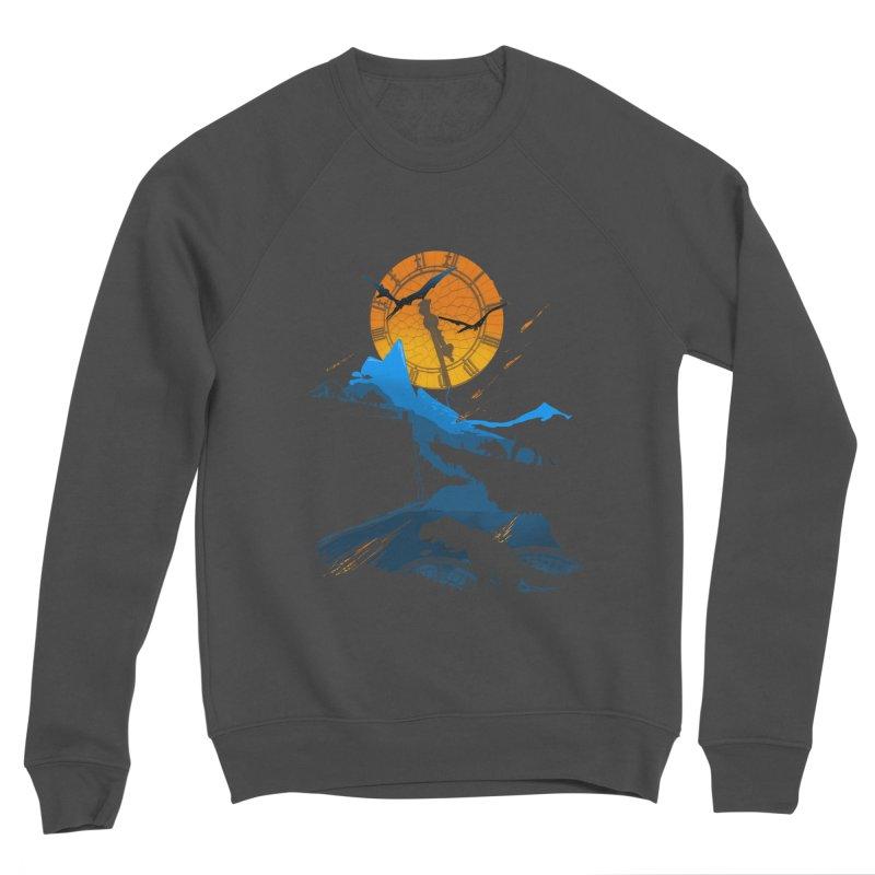 Last Days Women's Sponge Fleece Sweatshirt by Thomas Orrow