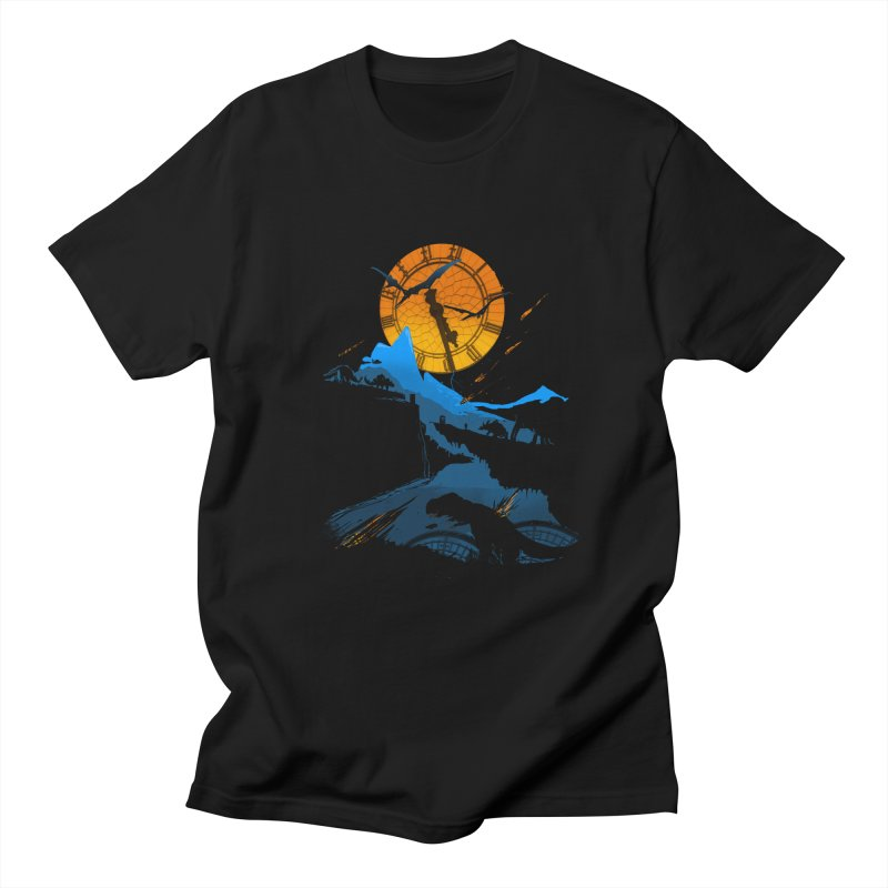 Last Days Women's Regular Unisex T-Shirt by Thomas Orrow