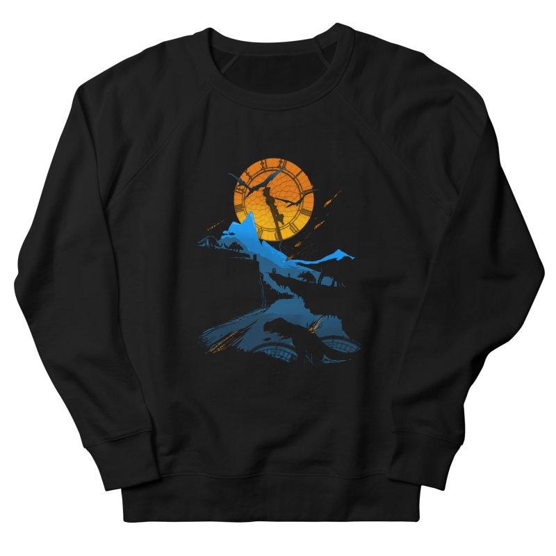 Last Days Men's French Terry Sweatshirt by Thomas Orrow