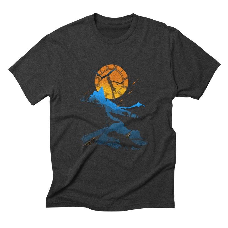 Last Days Men's Triblend T-Shirt by Thomas Orrow