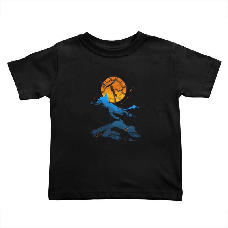 Last Days Kids Toddler T-Shirt by Thomas Orrow