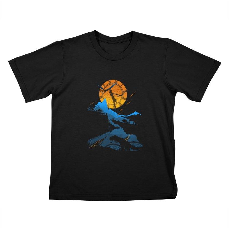 Last Days Kids T-Shirt by Thomas Orrow