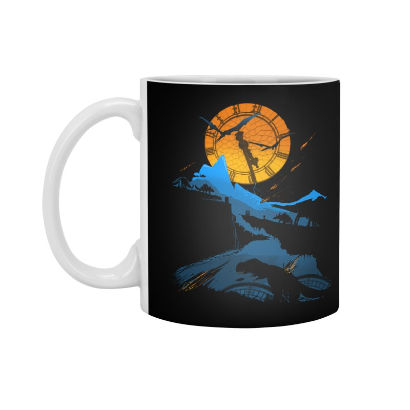 Last Days Accessories Standard Mug by Thomas Orrow