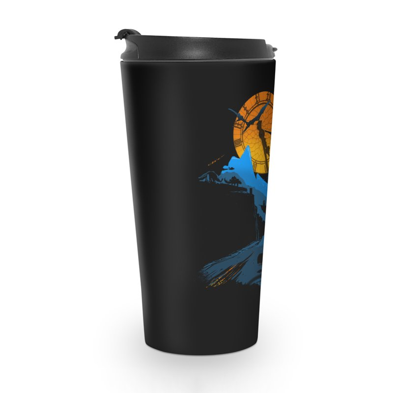 Last Days Accessories Travel Mug by Thomas Orrow