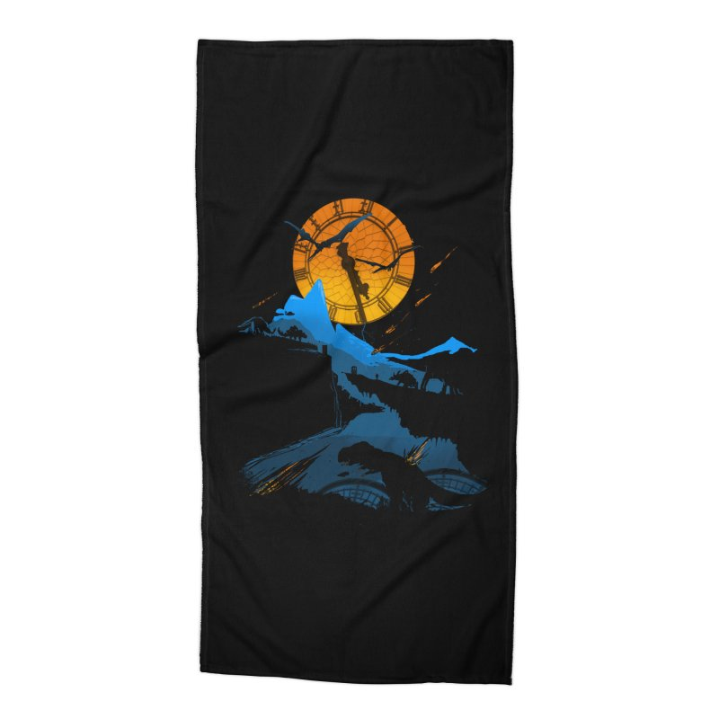 Last Days Accessories Beach Towel by Thomas Orrow