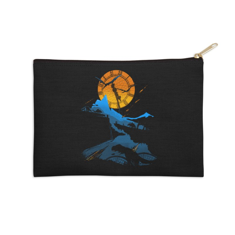 Last Days Accessories Zip Pouch by Thomas Orrow
