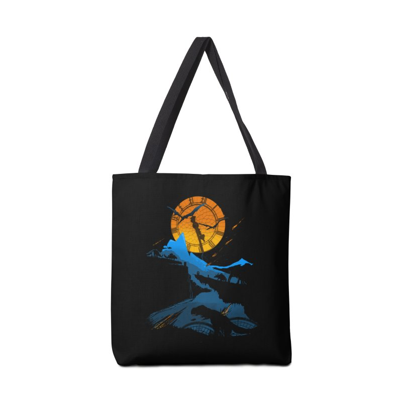 Last Days Accessories Tote Bag Bag by Thomas Orrow