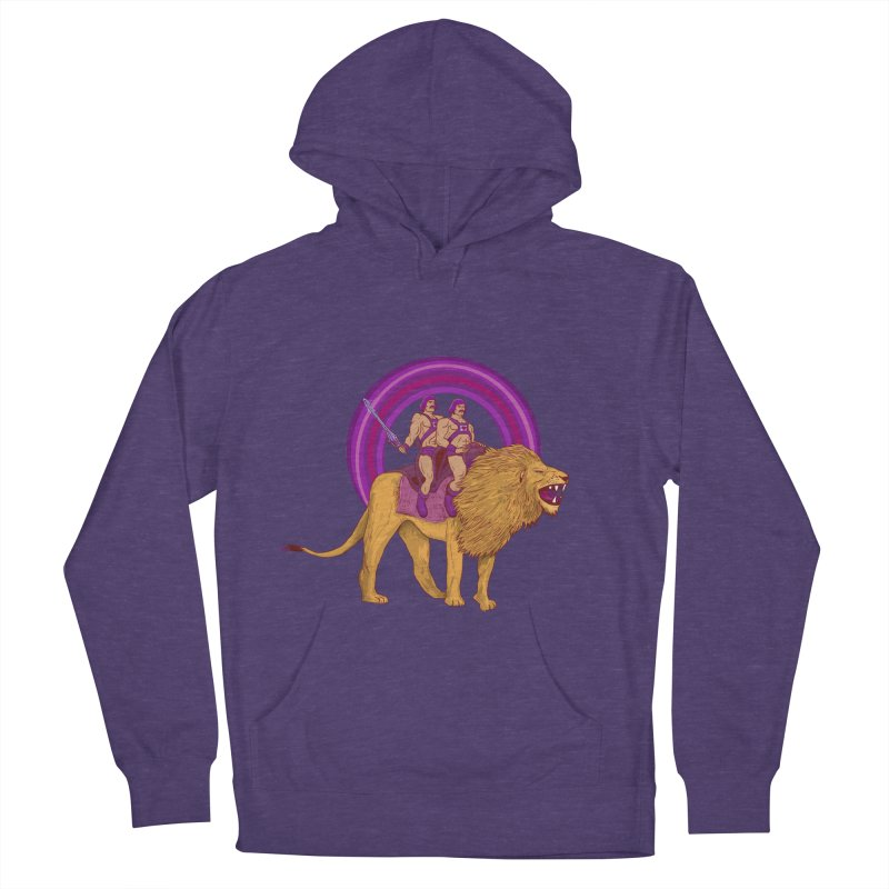 The Power of Love Women's French Terry Pullover Hoody by Thomas Orrow