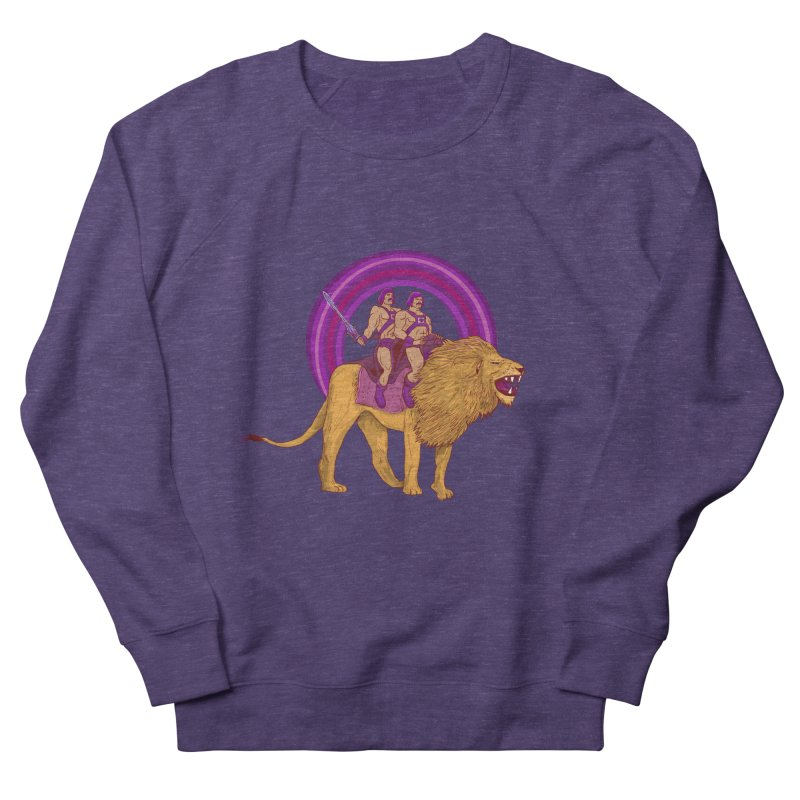 The Power of Love Men's French Terry Sweatshirt by Thomas Orrow