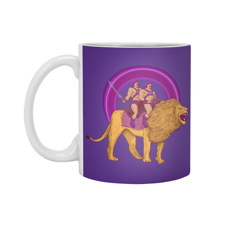 The Power of Love Accessories Standard Mug by Thomas Orrow