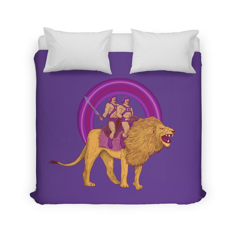 The Power of Love Home Duvet by Thomas Orrow