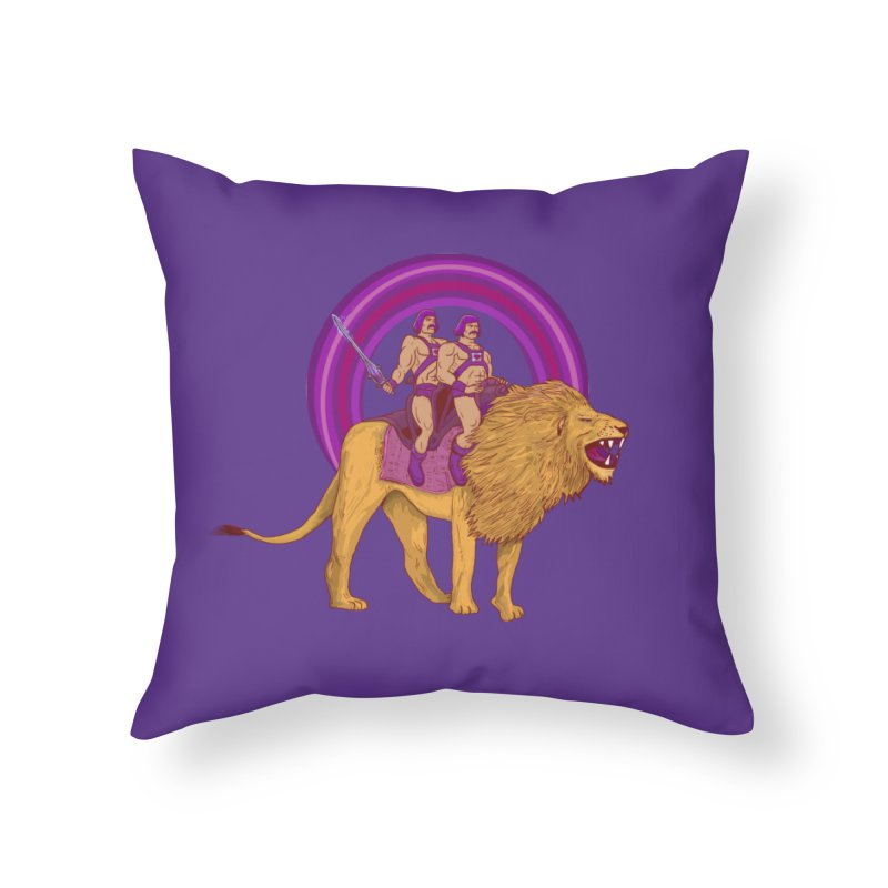 The Power of Love Home Throw Pillow by Thomas Orrow