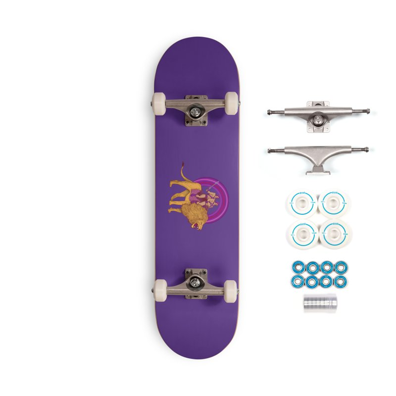 The Power of Love Accessories Complete - Basic Skateboard by Thomas Orrow