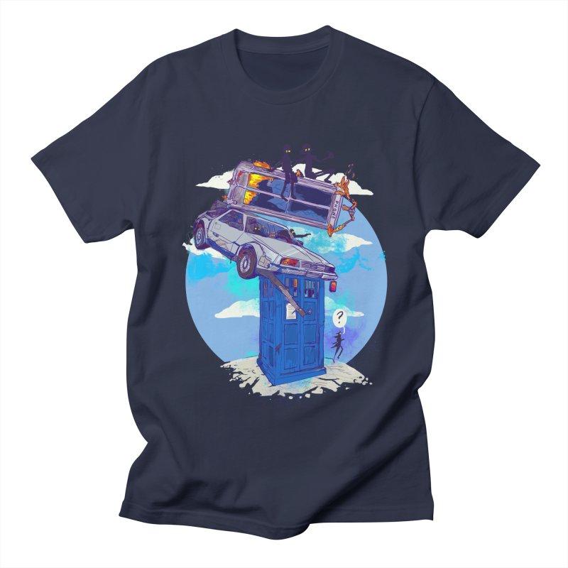 When Timelines Collide Women's Regular Unisex T-Shirt by Thomas Orrow