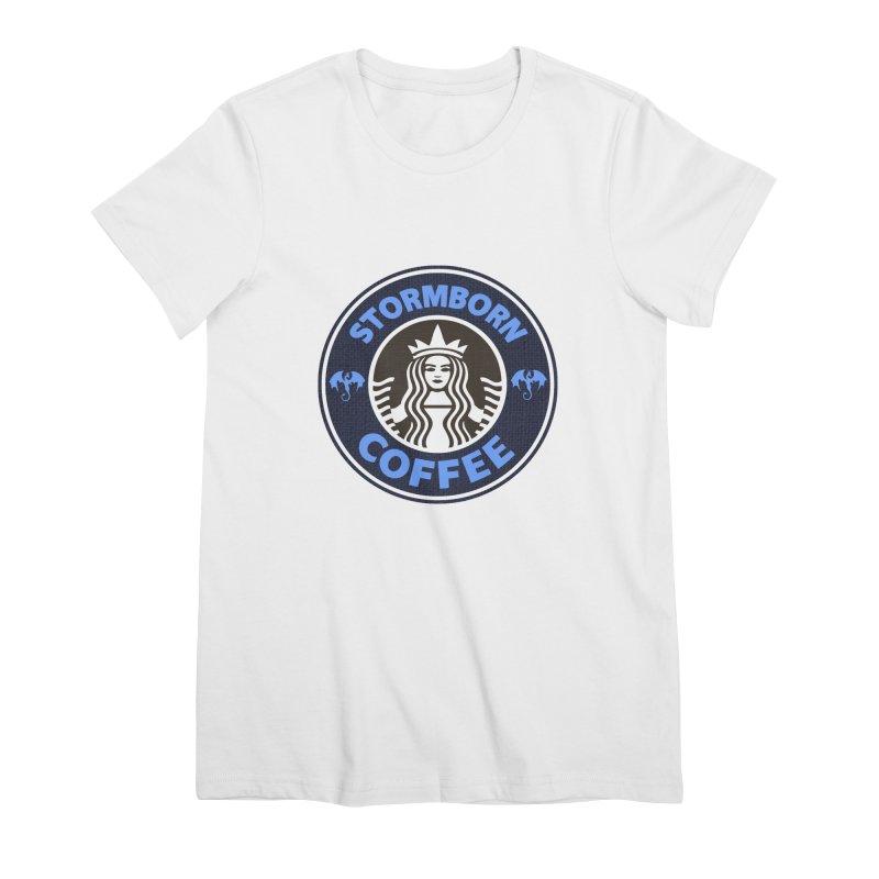 Stormborn's Women's Premium T-Shirt by Thomas Orrow