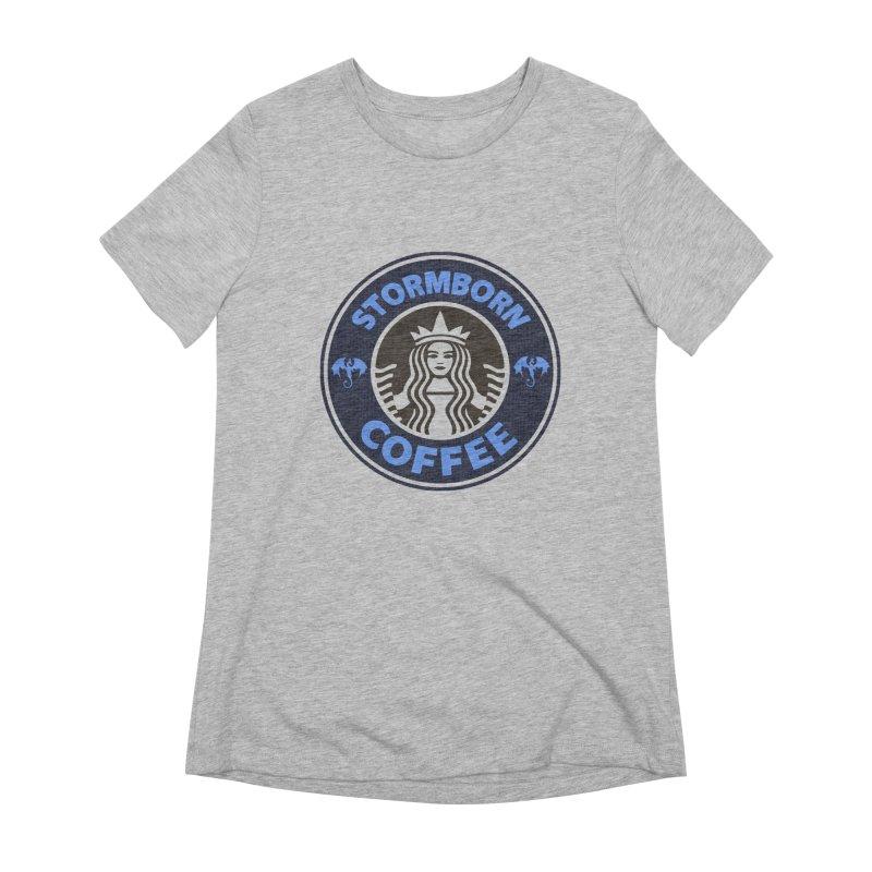 Stormborn's Women's Extra Soft T-Shirt by Thomas Orrow