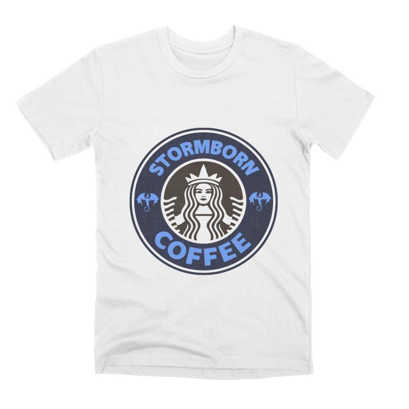 Stormborn's Men's Premium T-Shirt by Thomas Orrow