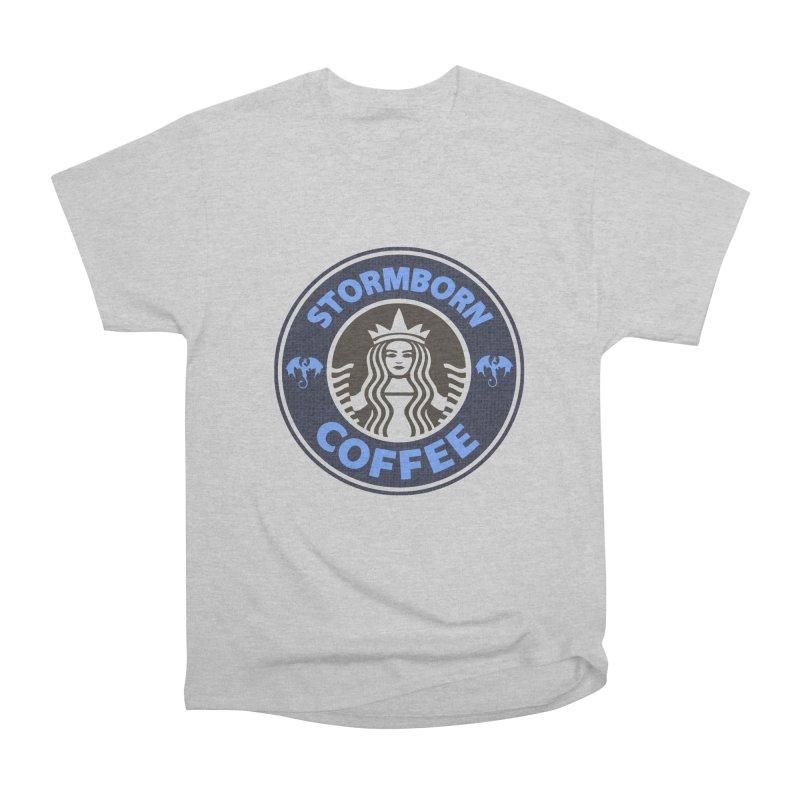 Stormborn's Women's Heavyweight Unisex T-Shirt by Thomas Orrow
