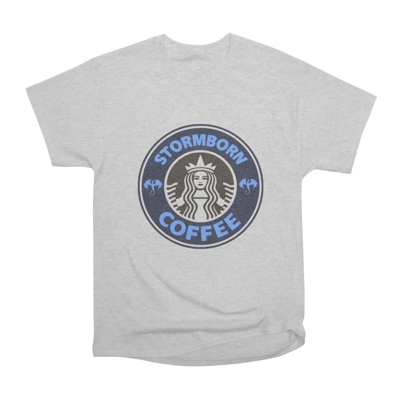Stormborn's Men's Heavyweight T-Shirt by Thomas Orrow