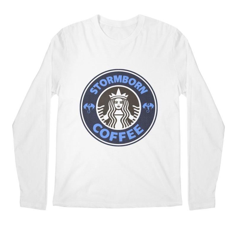 Stormborn's Men's Regular Longsleeve T-Shirt by Thomas Orrow