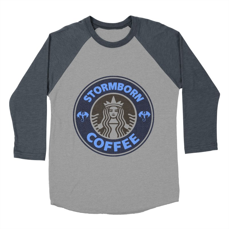 Stormborn's Women's Baseball Triblend Longsleeve T-Shirt by Thomas Orrow