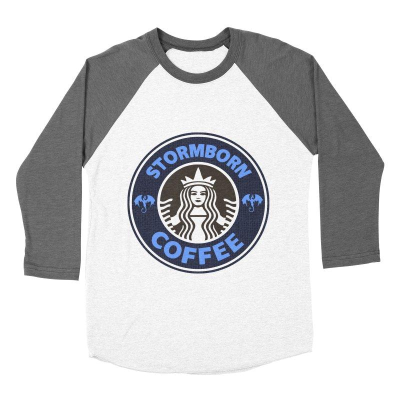 Stormborn's Men's Baseball Triblend Longsleeve T-Shirt by Thomas Orrow