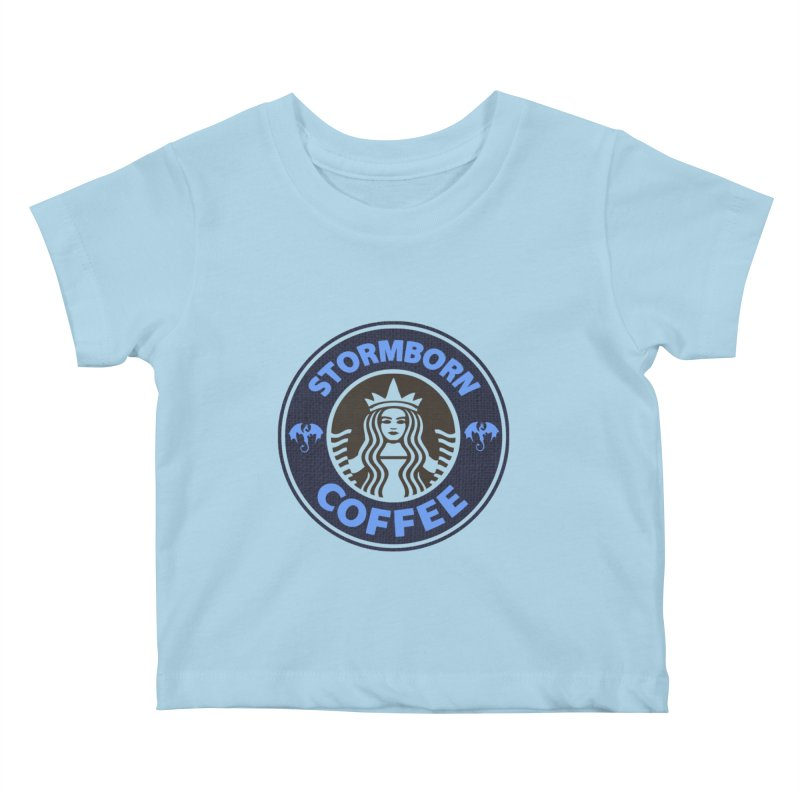 Stormborn's Kids Baby T-Shirt by Thomas Orrow