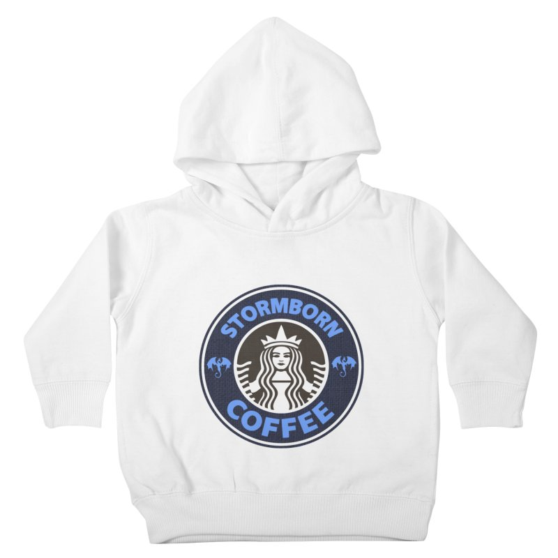 Stormborn's Kids Toddler Pullover Hoody by Thomas Orrow